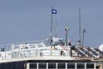 Costa Concordia relitto verso Genova