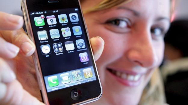 apple, boprsellino virtuale, iphone 6, Sicilia, Archivio, Cronaca