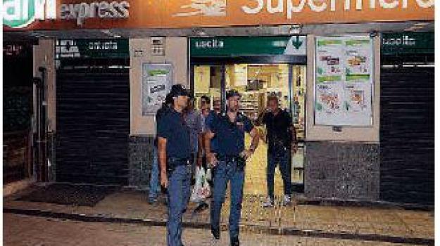 rapina al supermercato, Messina, Archivio