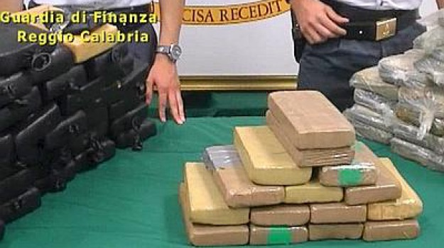 cocaina, gioia tauro, Reggio, Calabria, Archivio