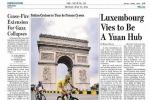 Nibali conquista anche tutti i giornali del mondo