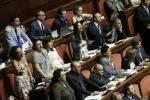 Al Senato è bagarre sulle riforme