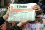 L'Unità sospende le pubblicazioni