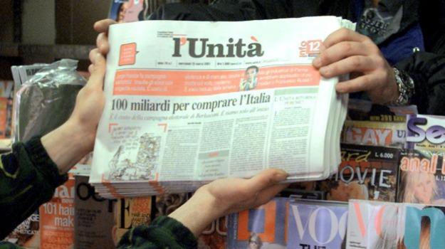 l'unità, Sicilia, Archivio, Cronaca