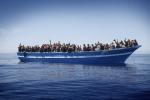 Naufragio in Libia 20 morti e dispersi