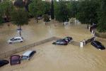 Allerta alluvione, evacuazioni a Senigallia