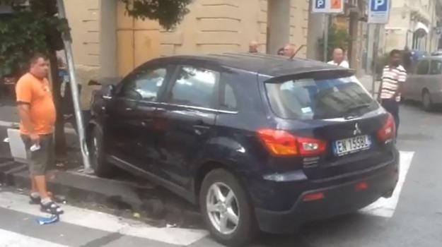 auto incidente, Messina, Archivio