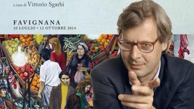 artisti, mostra a favignana, siciliani, Sicilia, Cultura