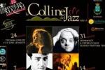 """Le """"colline del jazz"""" di scena la musica"""