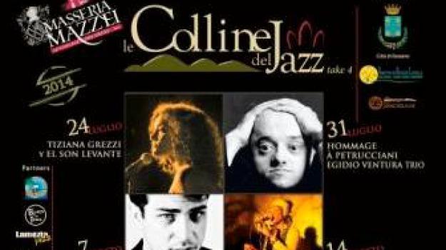 colline del jazz, masseria mazzei, son levante, tiziana grezzi, Sicilia, Archivio