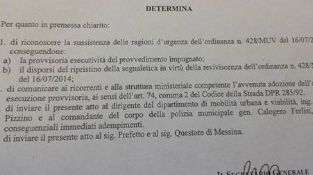 renato accorinti, Messina, Archivio