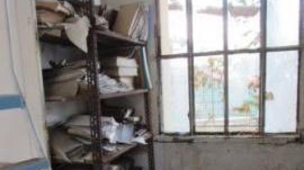 istituto marino mortelle, Messina, Archivio