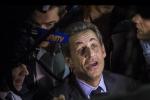 Procura, Sarkozy in stato d'accusa per corruzione