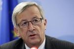Juncker: priorità lavoro e crescita