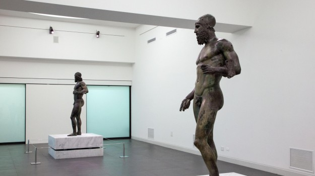 bronzi di riace, marrc, museo archeologico reggio, Carmelo Malacrino, Diego Vitrioli, Paolo Orsi, Reggio, Calabria, Cultura