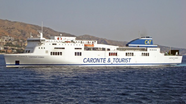 cartour, maltempo, navi, tttlines, Messina, Sicilia, Archivio