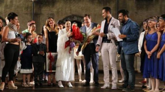 altomonte, carla fracci, festival euromediterraneo, teatro belluscio, Calabria, Archivio