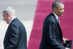 Obama-Netanyahu a pesci in faccia