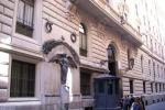 Rapina in banca a Palazzo San Macuto