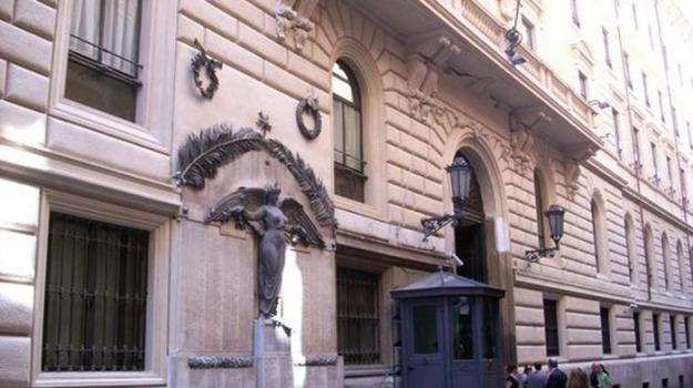 palazzo san macuto, Sicilia, Archivio, Cronaca