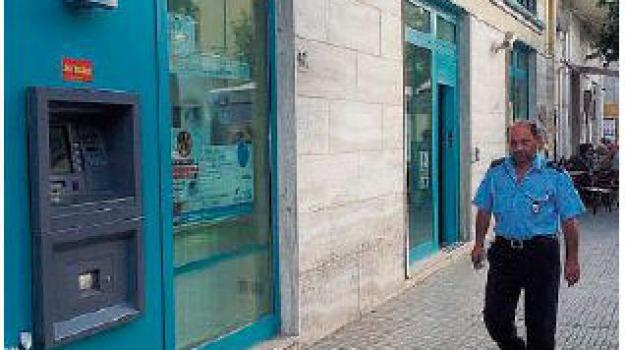 rapina in banca, Sicilia, Archivio