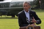 """Obama: """"Avanzata jihadisti piu' rapida del previsto"""""""