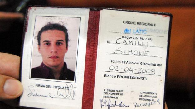 gaza, giornalista, Sicilia, Archivio, Cronaca