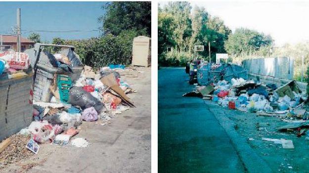 rifiuti, Messina, Archivio