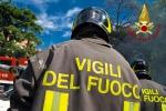 Devastante incendio pericolo a Ischia