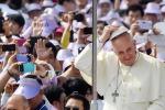 Corea, un milione alla messa del Papa