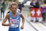 Maratona d'argento per Valeria Straneo