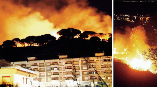 incendio tremonti, Messina, Archivio