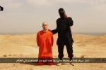 Video con decapitazione di un giornalista Usa