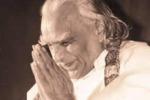 Morto in India guru dello yoga Iyenga