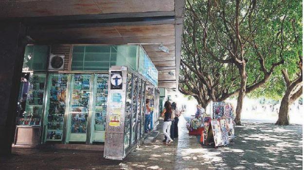 aggressione edicolante, Messina, Archivio