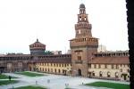 Tre dipinti rubati a Castello Sforzesco