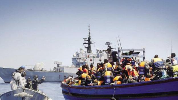 immigrazione, mare nostrum, marina militare, Sicilia, Archivio, Cronaca