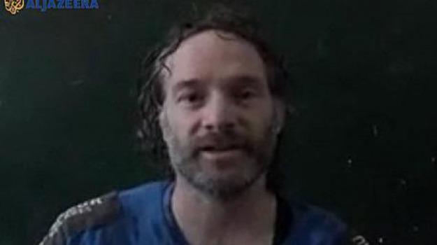 giornalista americano, liberato, rapito in siria, Sicilia, Archivio, Cronaca