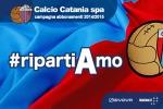 Calcio Catania, staccati 10mila abbonamenti
