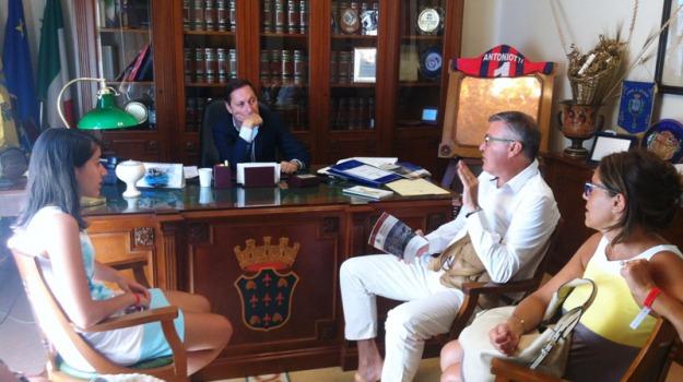 giuseppe antoniotti, nicola cuomo, rossano, sindaco castellamare, Sicilia, Archivio