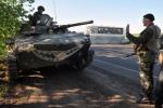 Leader ribelli, soldati tra volontari russi