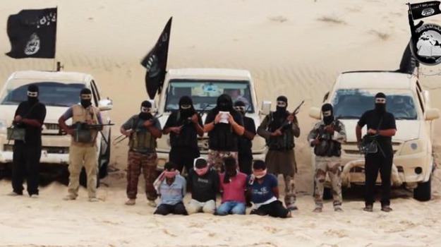 jihadisti, Sicilia, Archivio, Cronaca
