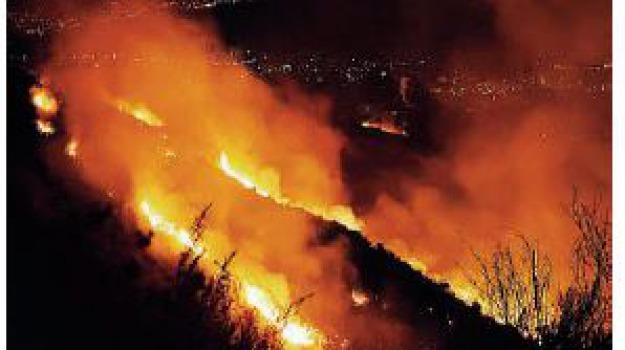 incendio, Messina, Archivio