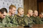 Parà russi scambiati con soldati Kiev