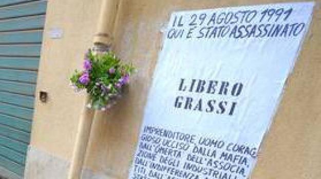 libero grassi, Sicilia, Archivio