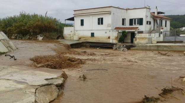 gargano alluvione, Sicilia, Archivio, Cronaca