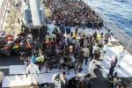Soccorsi nello Stretto 1656 migranti