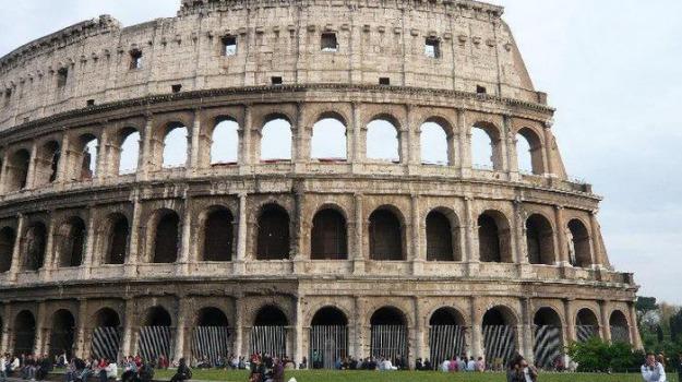 colosseo, incidente, Sicilia, Archivio, Cronaca