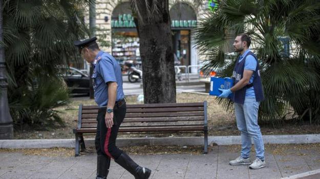 carabinieri, squilibrato accoltella, Sicilia, Archivio, Cronaca