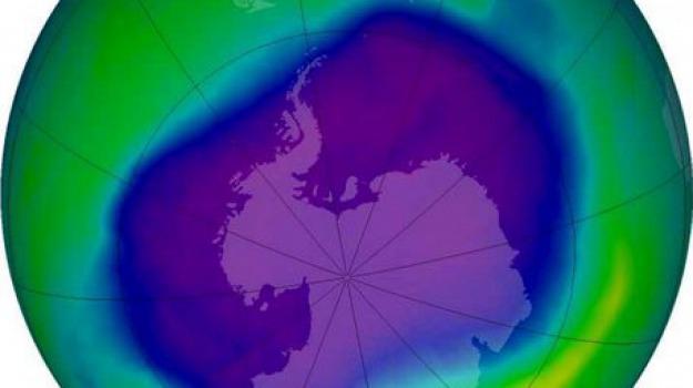 buco nell'ozono, si restringe, Sicilia, Archivio, Cronaca